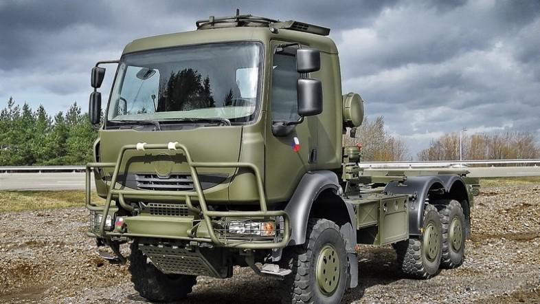 Armádní tatrovka