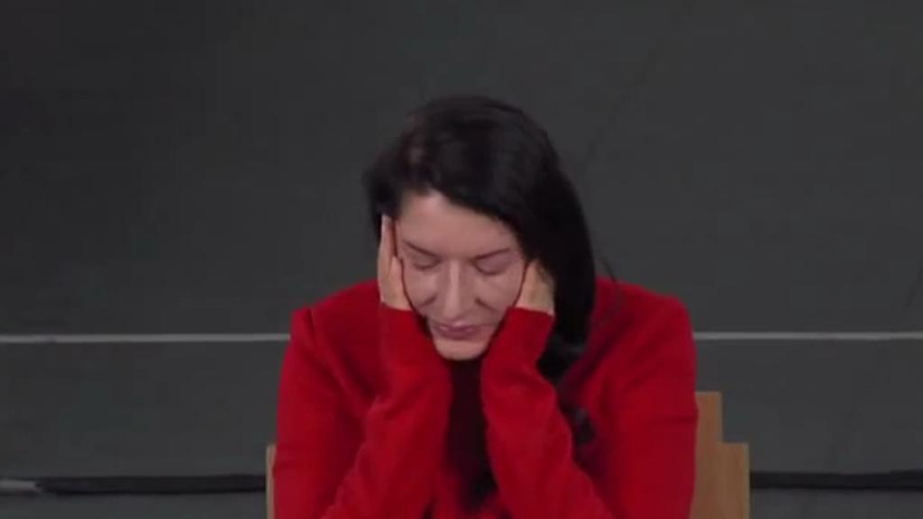 Minuta ticha / Marina Abramovičová