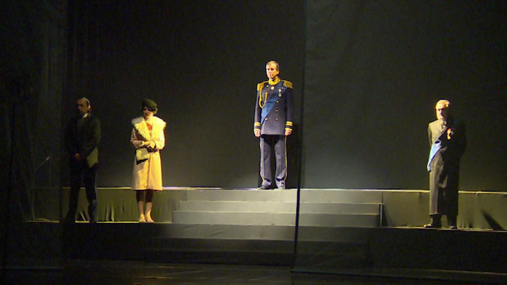 Divadlo F. X. Šaldy v Liberci / Králova řeč