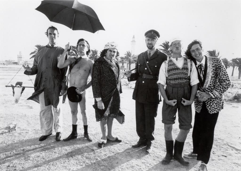 Monty Python na výletě