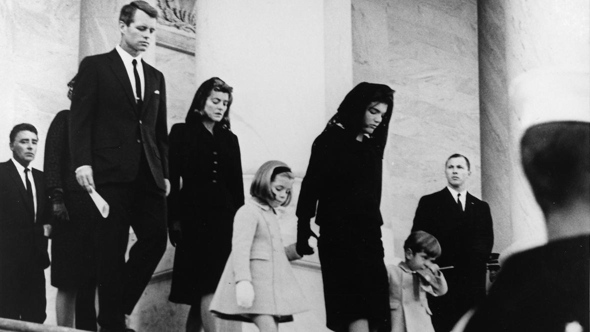 Pohřeb J. F. Kennedyho
