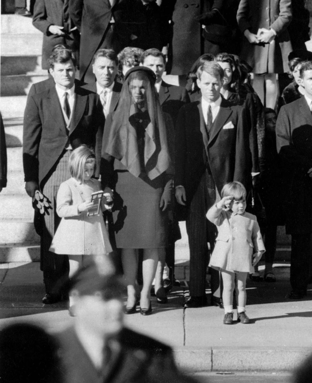 Pohřeb Kennedyho