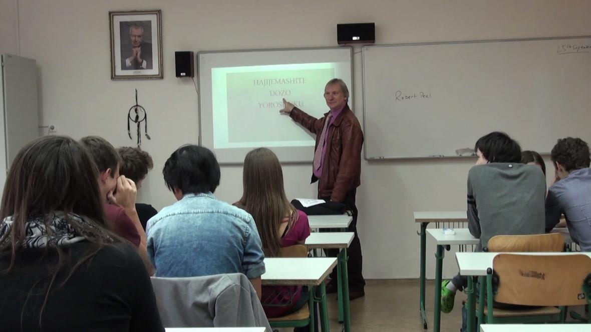 Den jazyků na Gymnáziu Příbram