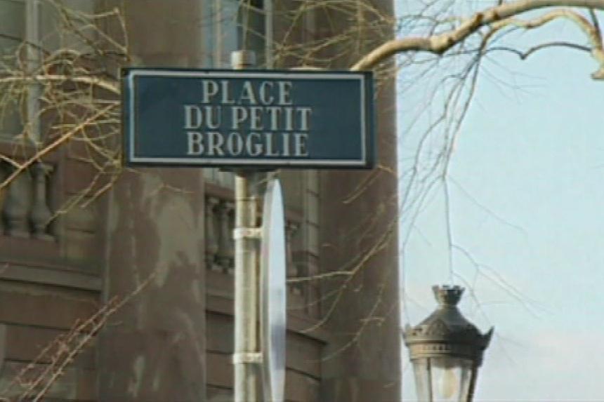 Místo, kde došlo k bombovému atentátu
