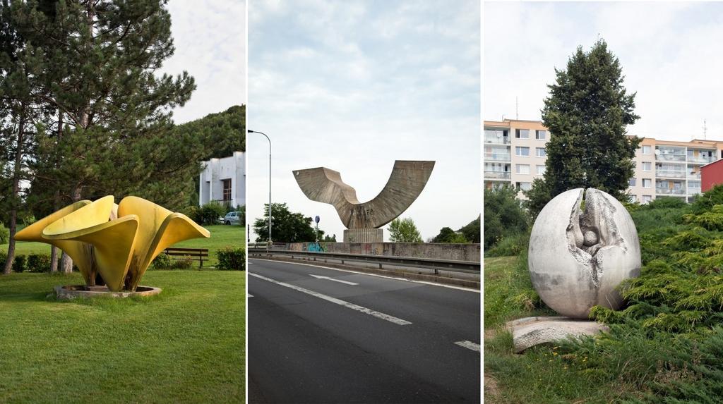 Socialistické umění ve veřejném prostoru