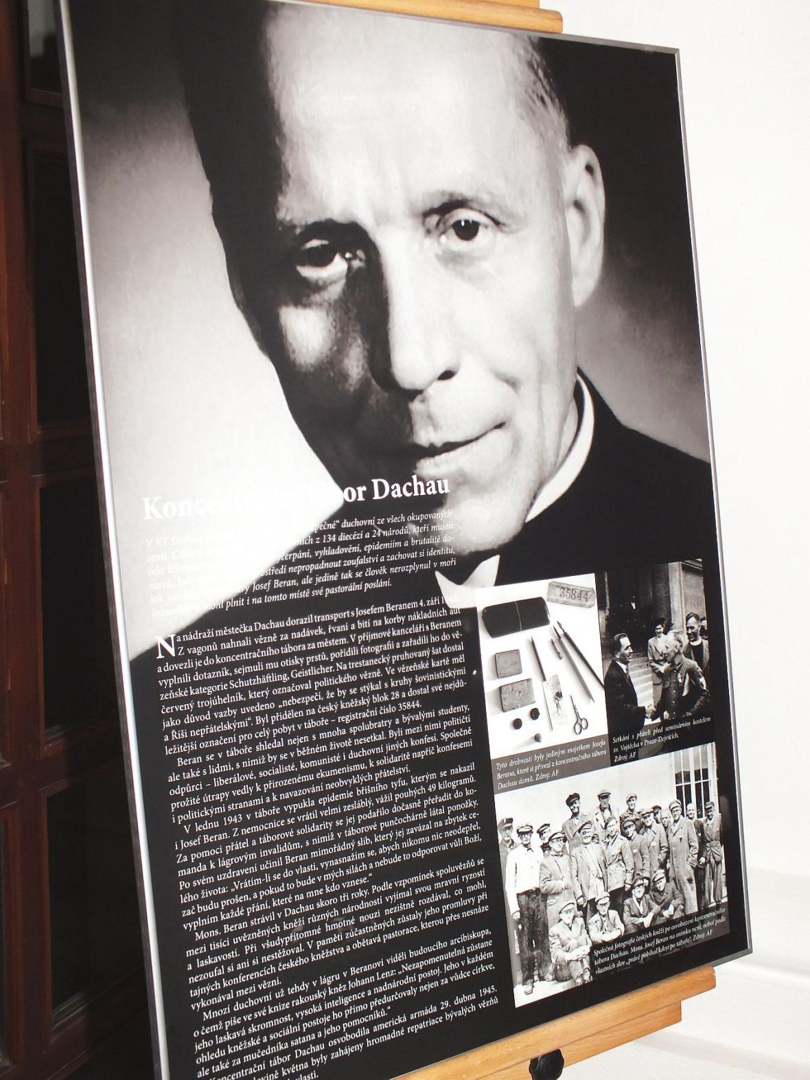 Z vernisáže výstavy v Boskovicích