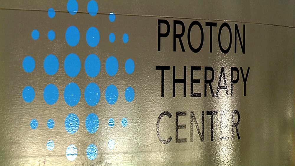 Protonové centrum