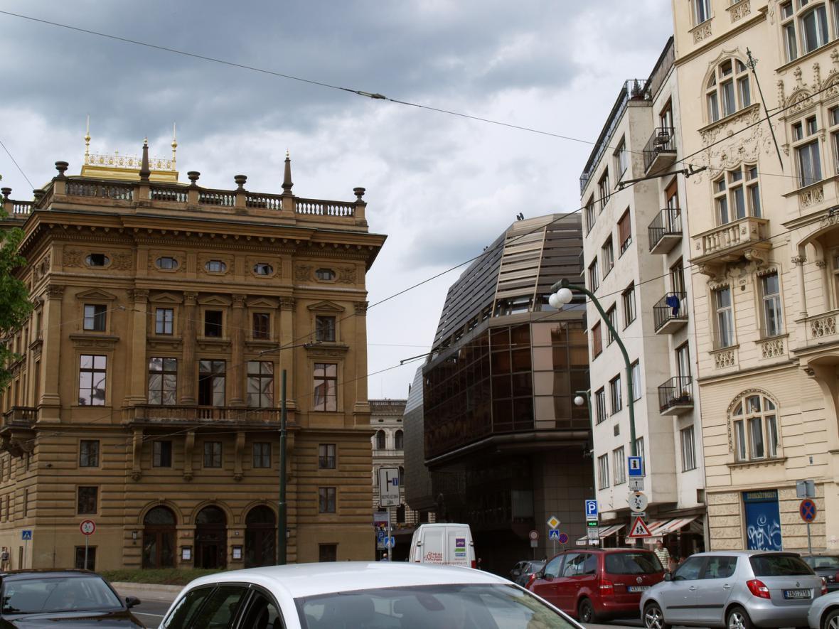 Národní divadlo / budovy bývalého Prozatímního divadla a Nové scény