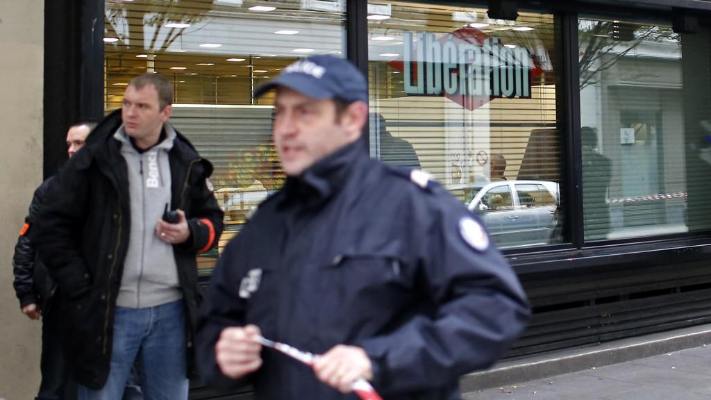 Střelba v sídle Libération