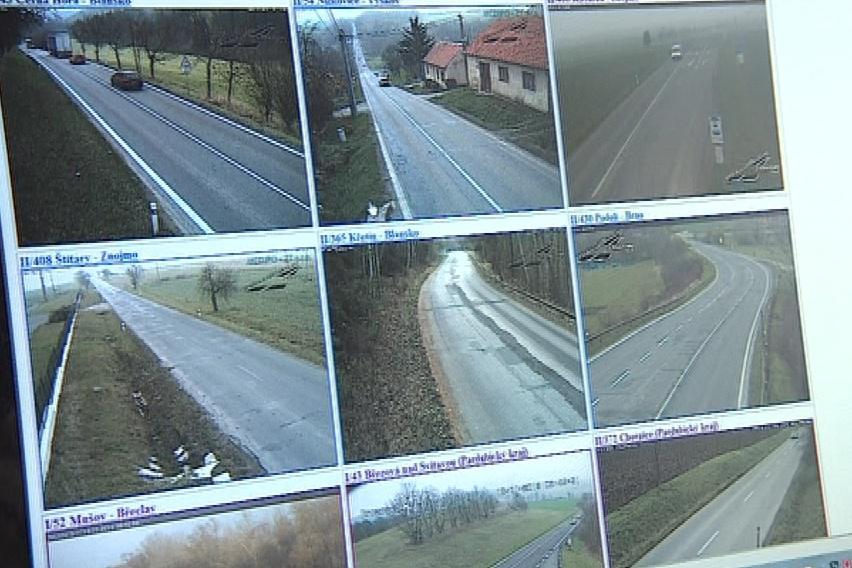 Dispečink Správy a údržby silnic