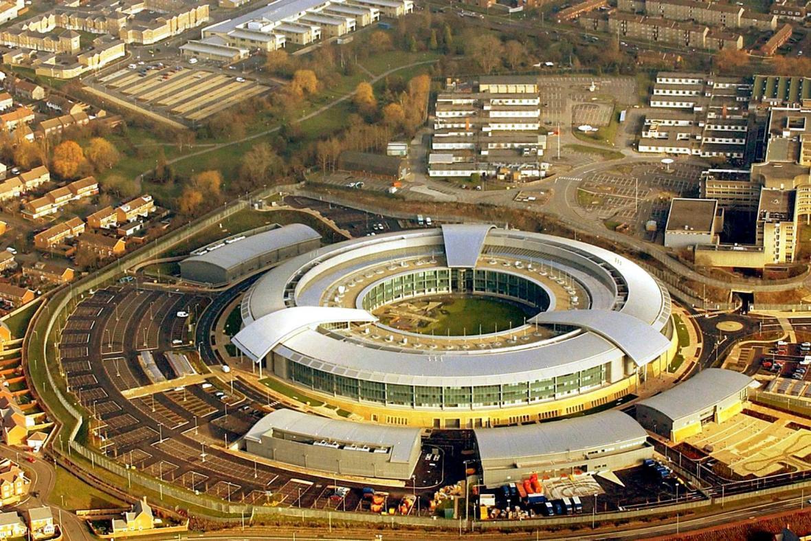 Sídlo GCHQ