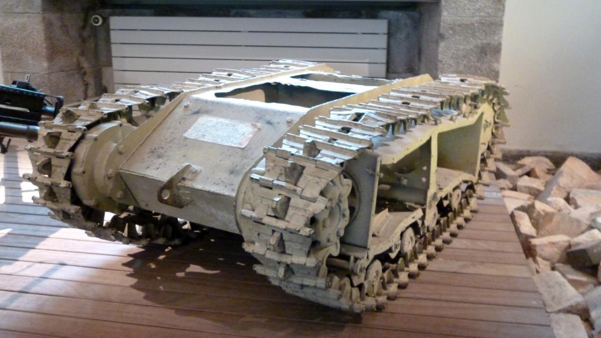 Německý samochodný tank