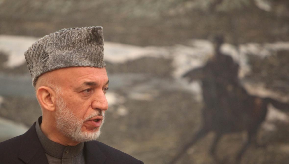 Hamid Karzaj