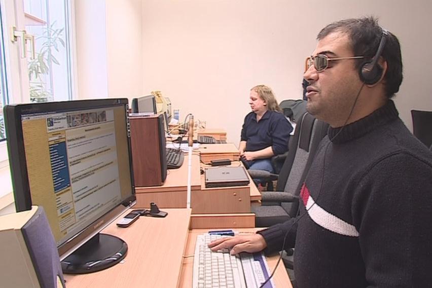 Nevidomí testují webové stránky obcí i institucí