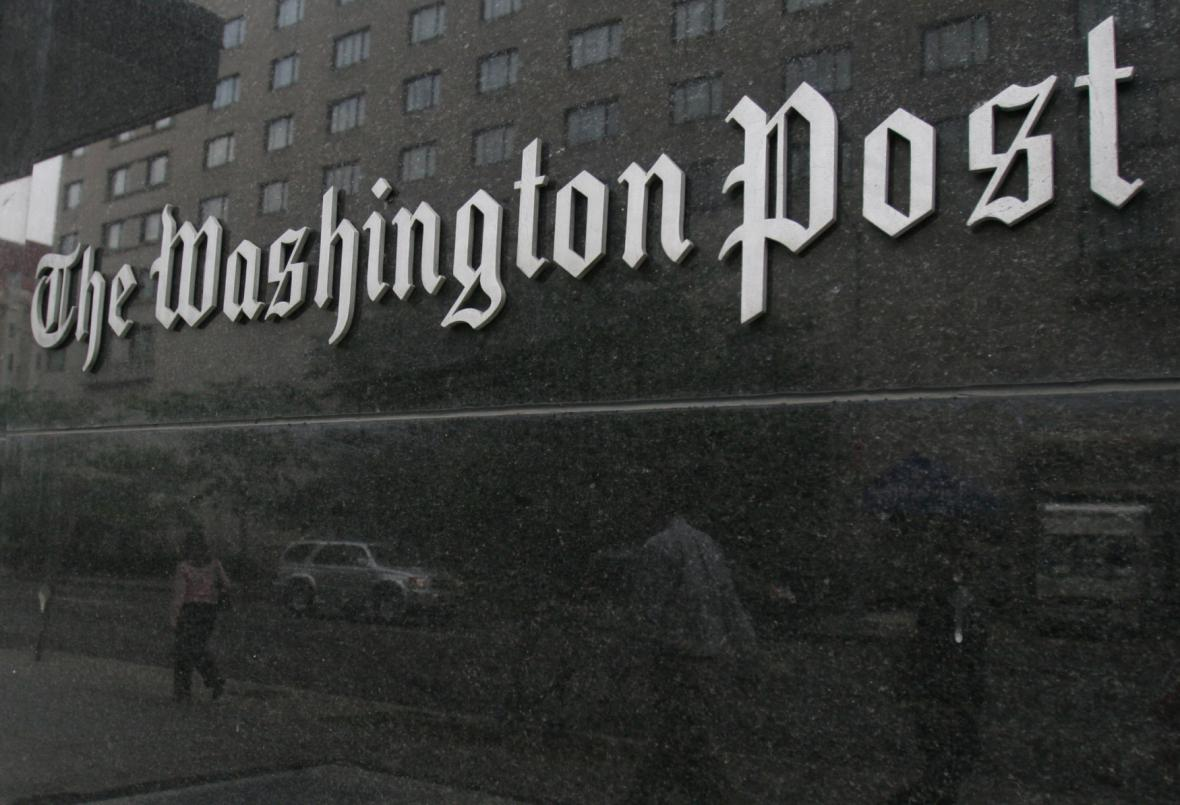 Centrála Washington Post