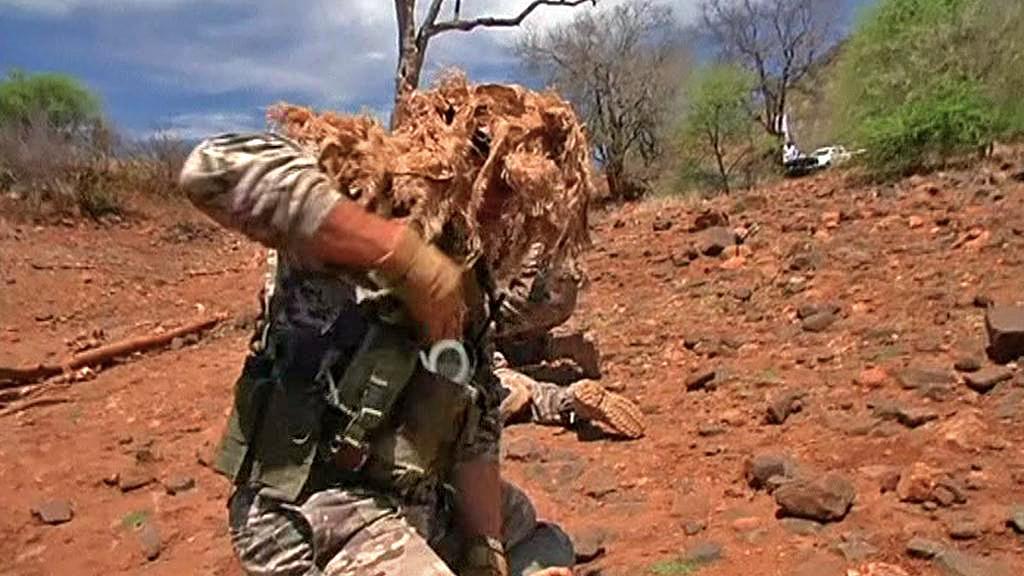 Výcvik strážců jihoafrických rezervací