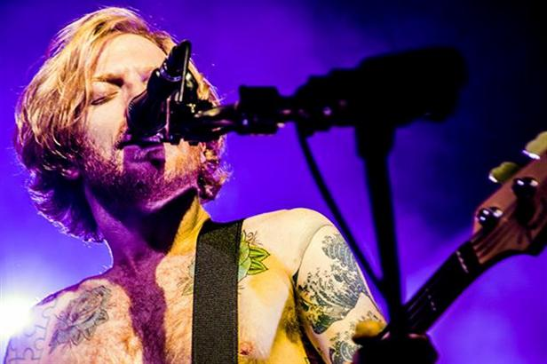 James Johnston z Biffy Clyro