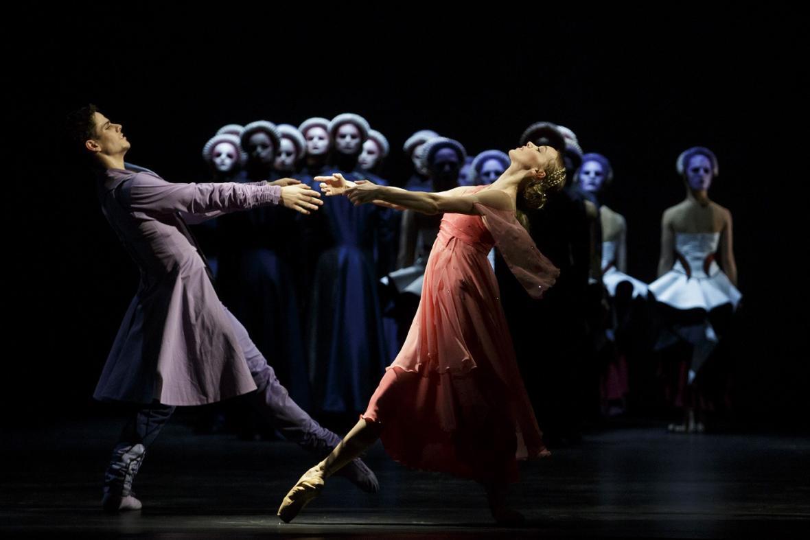 Romeo a Julie / Ondřej Vinklát a Marta Drastíková