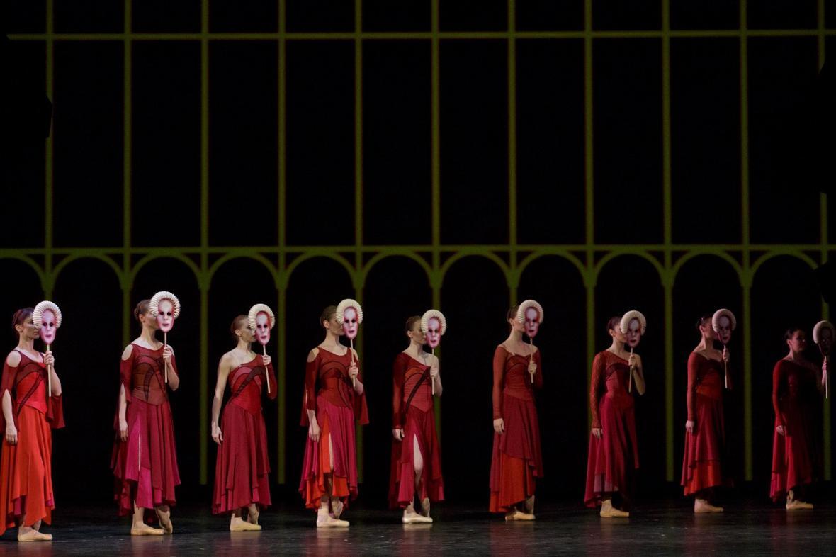 Romeo a Julie / soubor Baletu ND