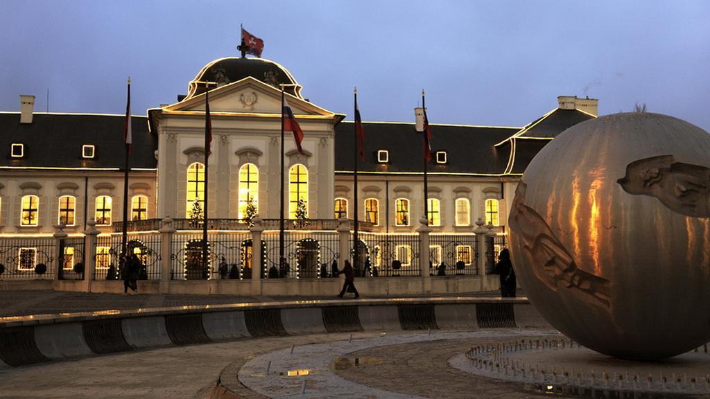 Bratislavský Prezidentský palác