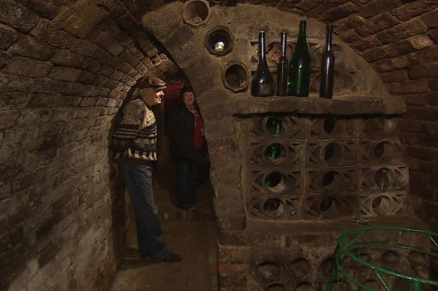 Vinařský sklep