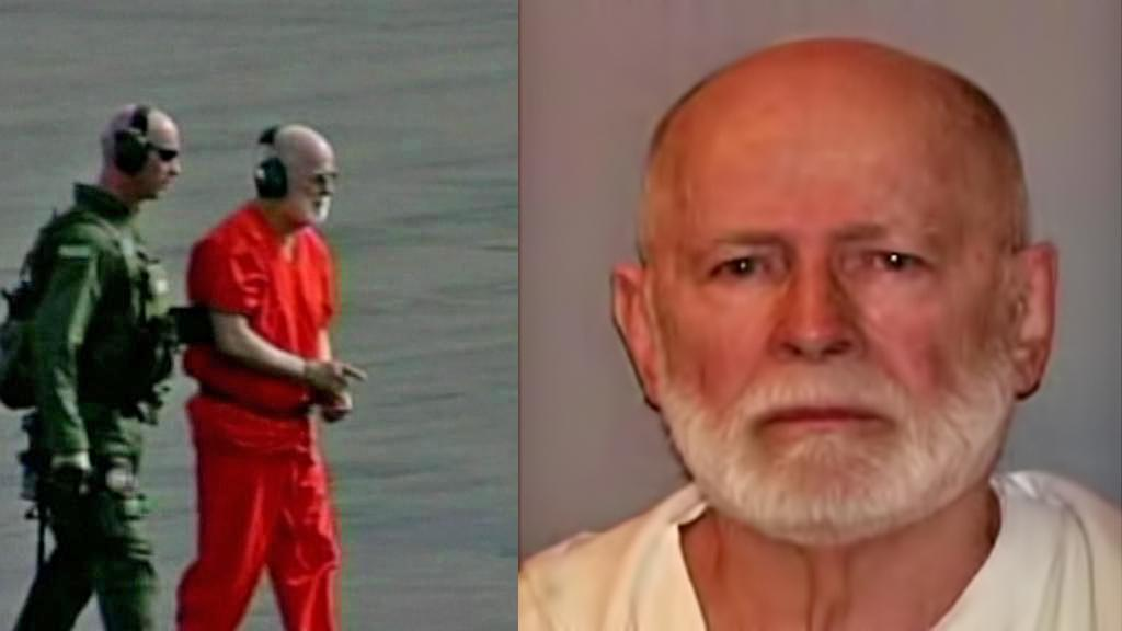 Bostonský mafiánský boss James Bulger