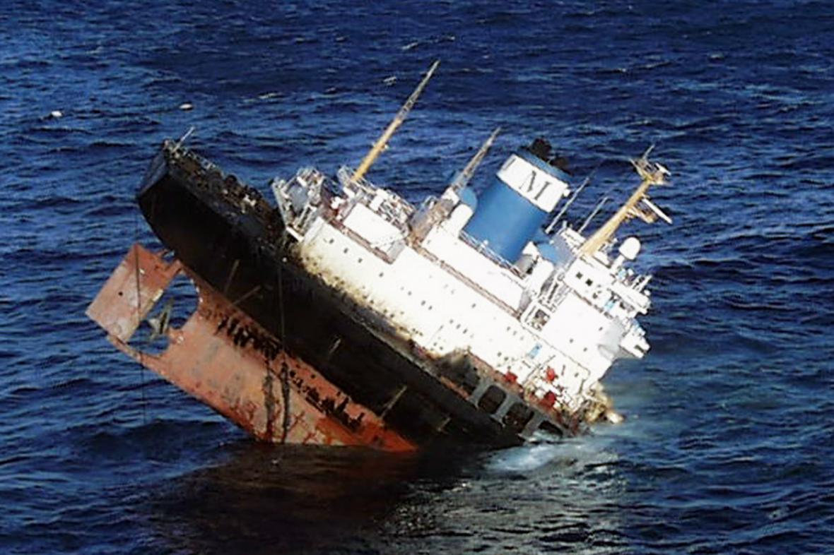 Havárie tankeru Prestige