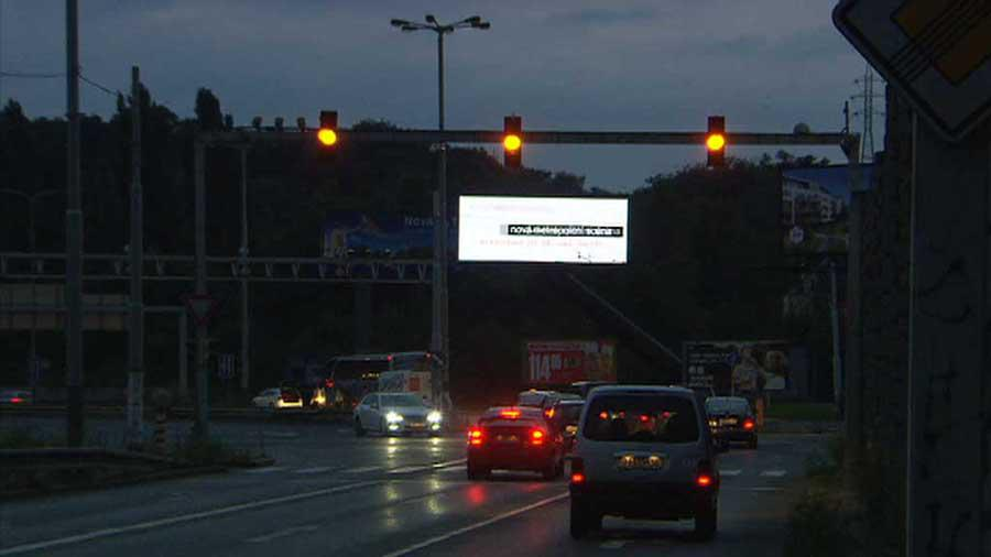 Problémový billboard