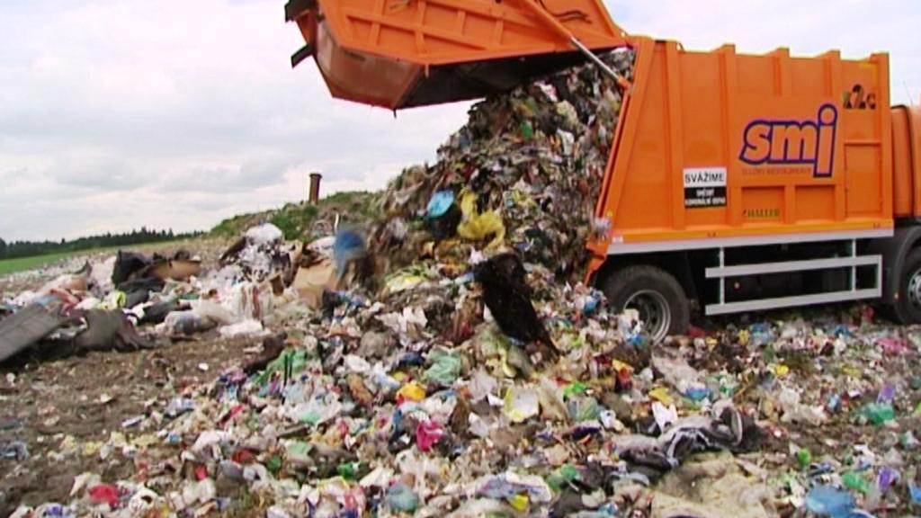 Jihlavská skládka komunálního odpadu