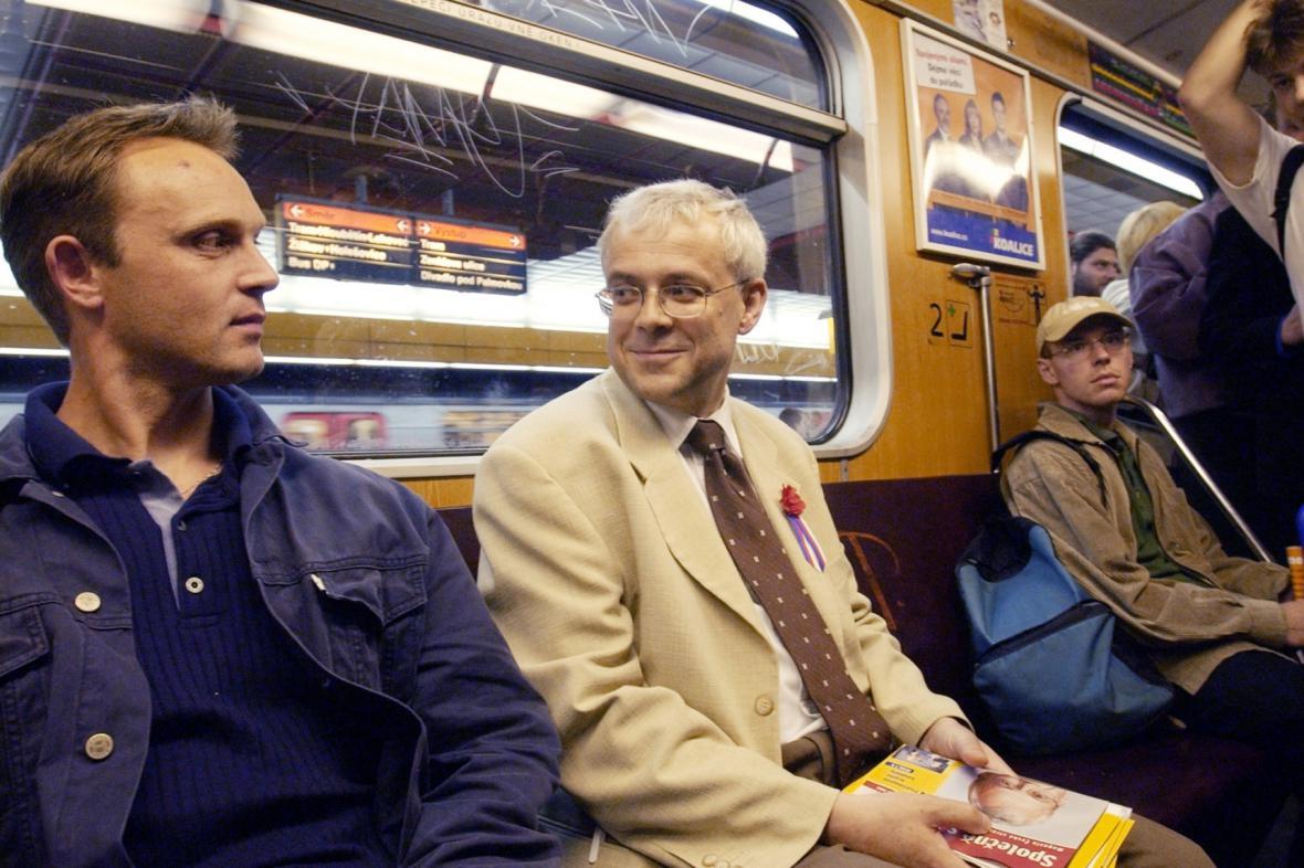 Volební kampaň ČSSD v roce 2002