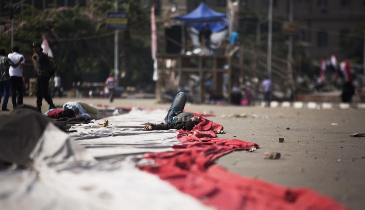 Egyptská revoluce