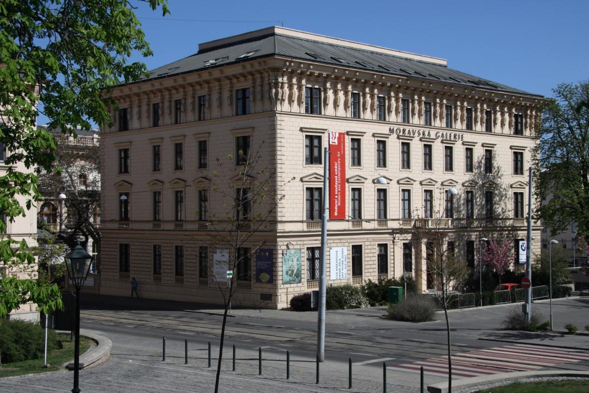 Pražákův palác (Moravská galerie)