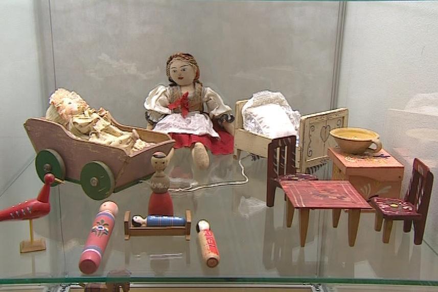 Historické hračky