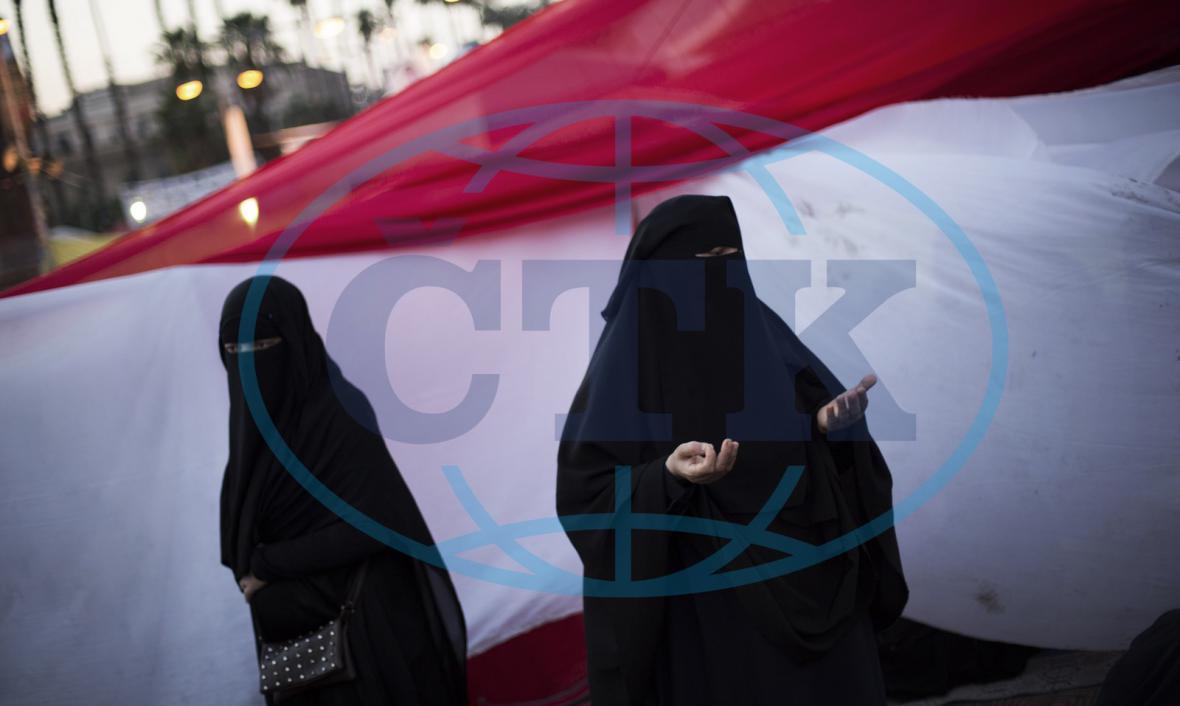 Politické nepokoje v Egyptě