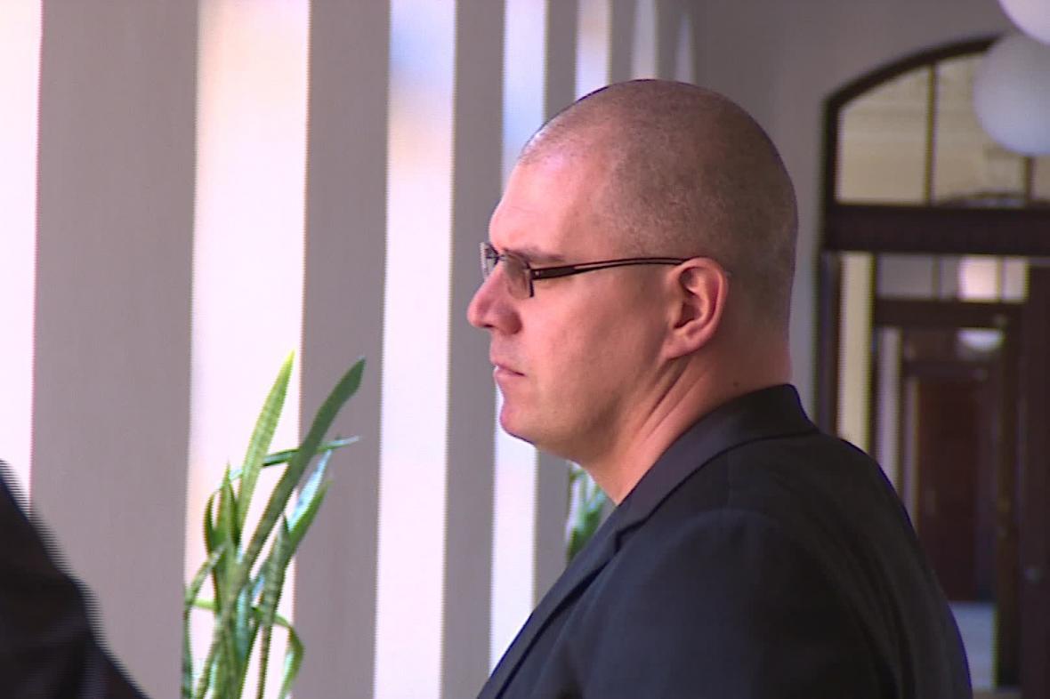 Policista Pavel Janderka