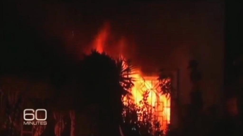 Reportáž CBS o útoku v Benghází