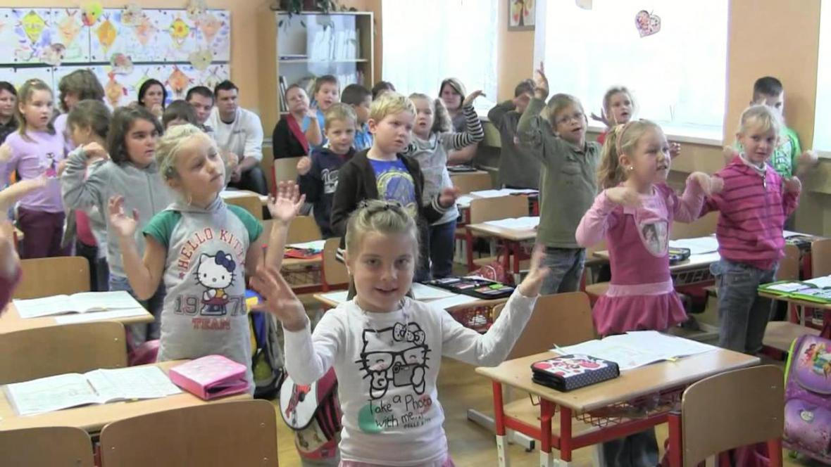 Den otevřených dveří v ZŠ Borohrádek