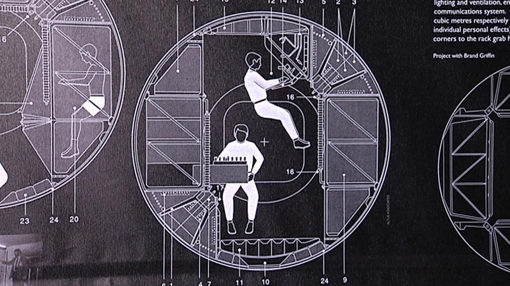 Vesmírná architektura