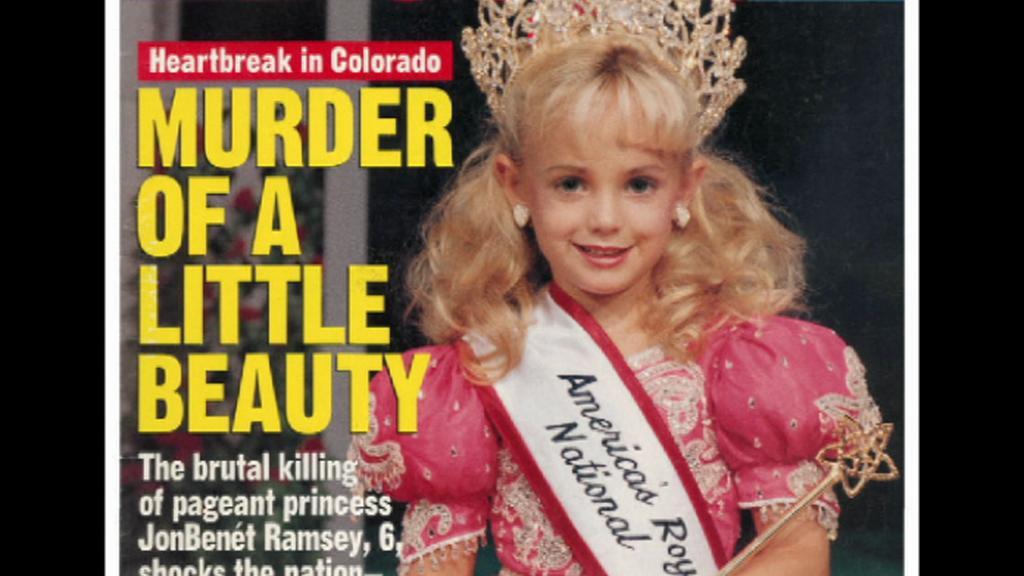 Zavražděná dětská miss Jon Benét Ramseyová