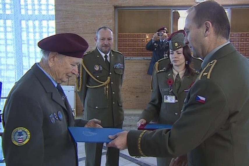 Vyznamenání veteránů