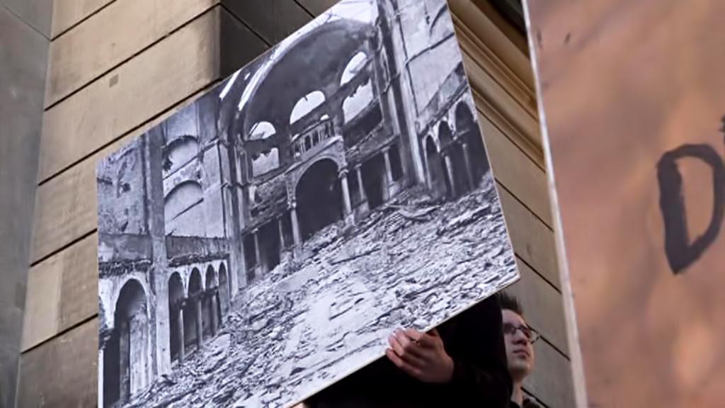 Berlínská výstava připomene Křišťálovou noc