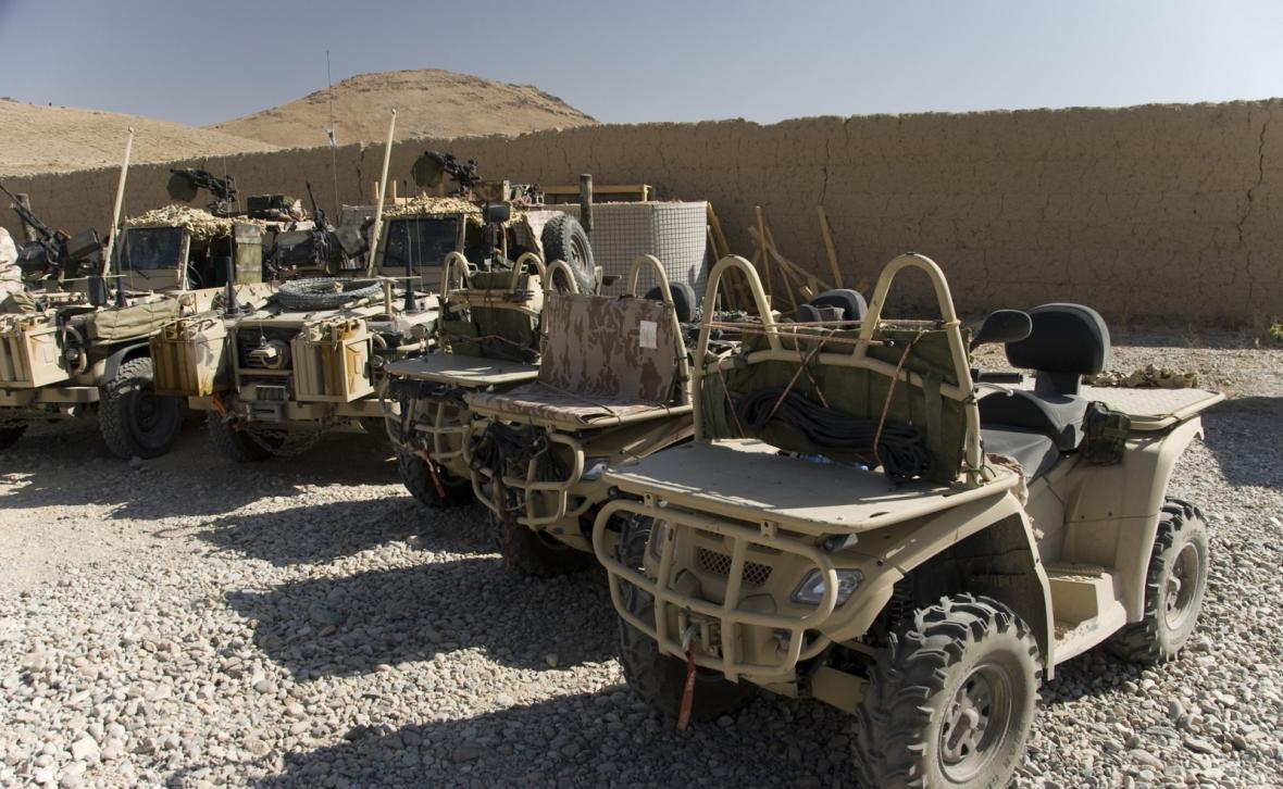 Česká armáda v Afghánistánu