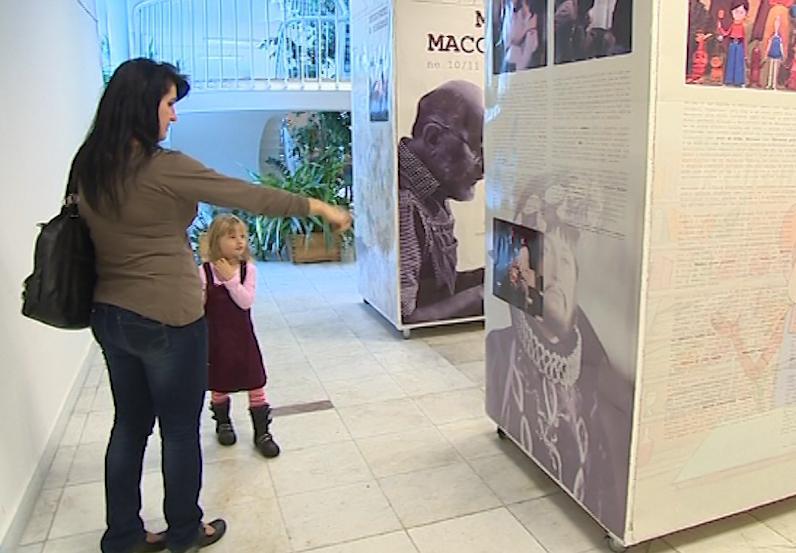 Výstava o Miloši Macourkovi