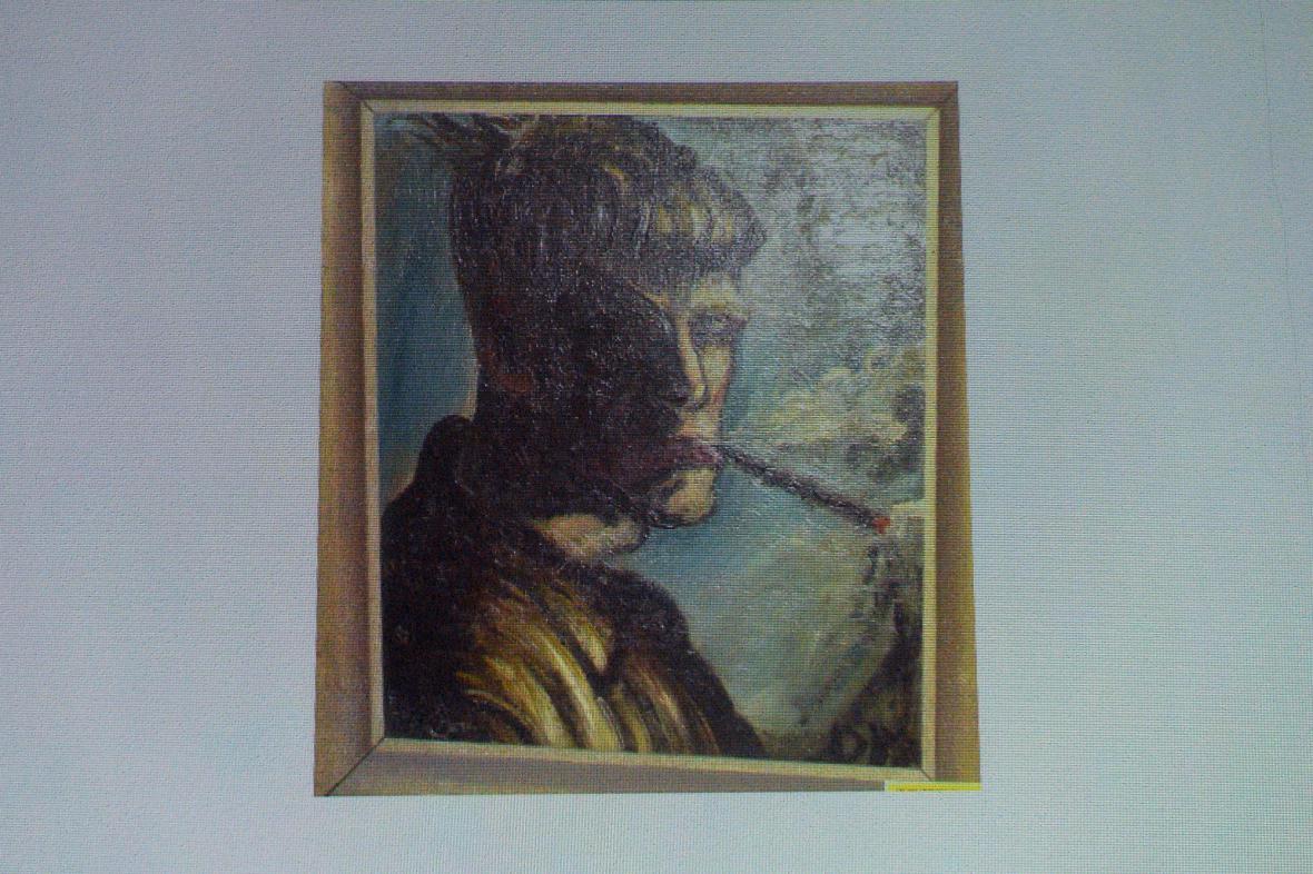 Nalezený obraz Otto Dixe