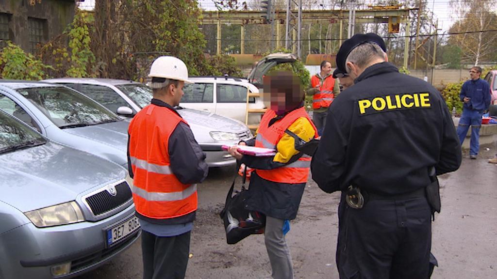 Kontrola nelegálního zaměstnávání