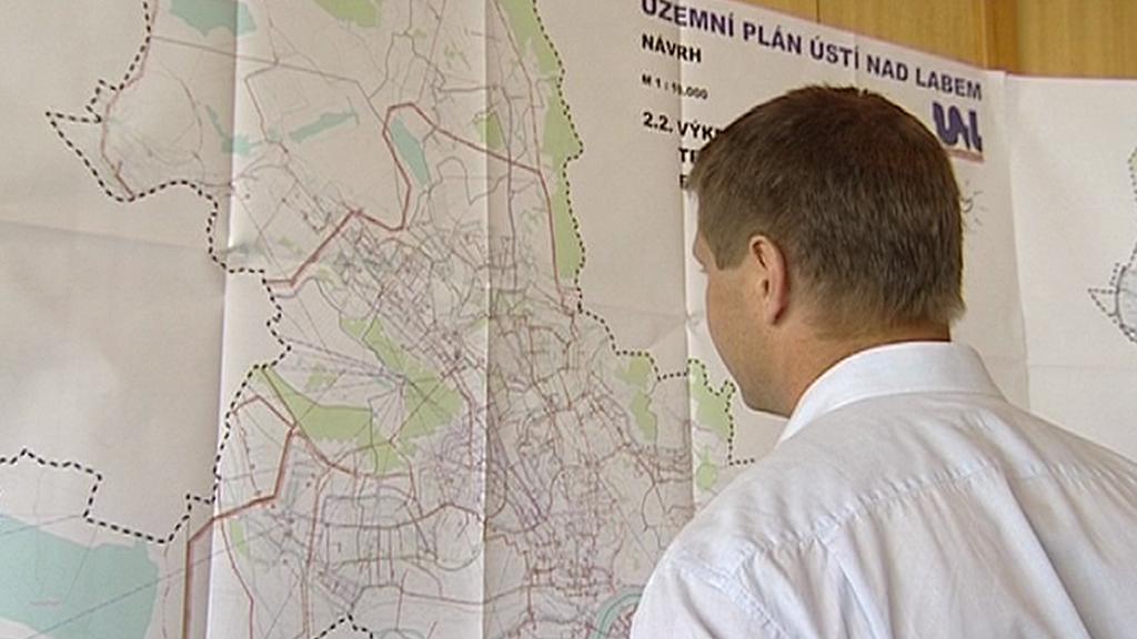 Územní plán Ústí nad Labem