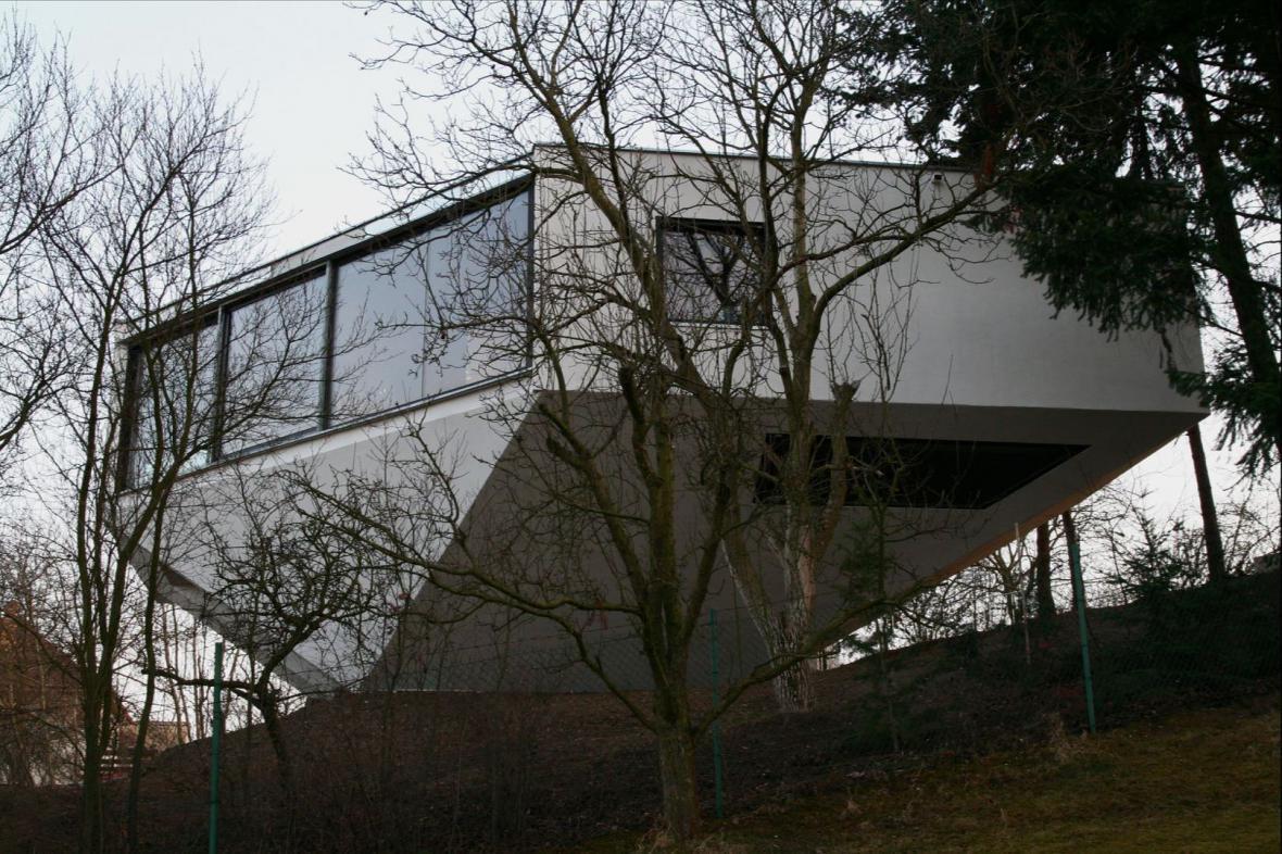 Rodinný dům v Černošicích