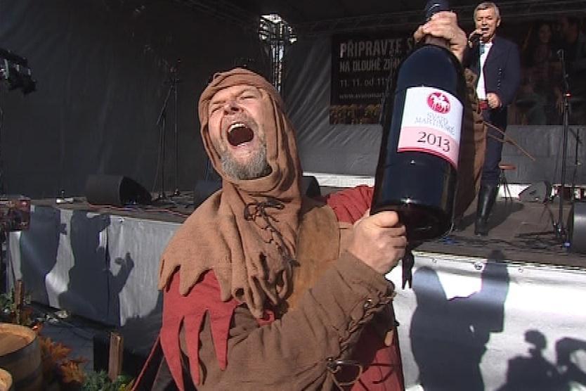 Radost z vína