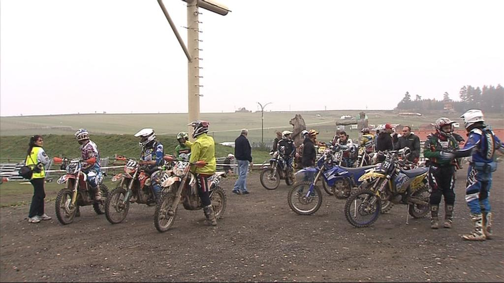 Posledního závodu sezóny se zúčastnilo 114 jezdců