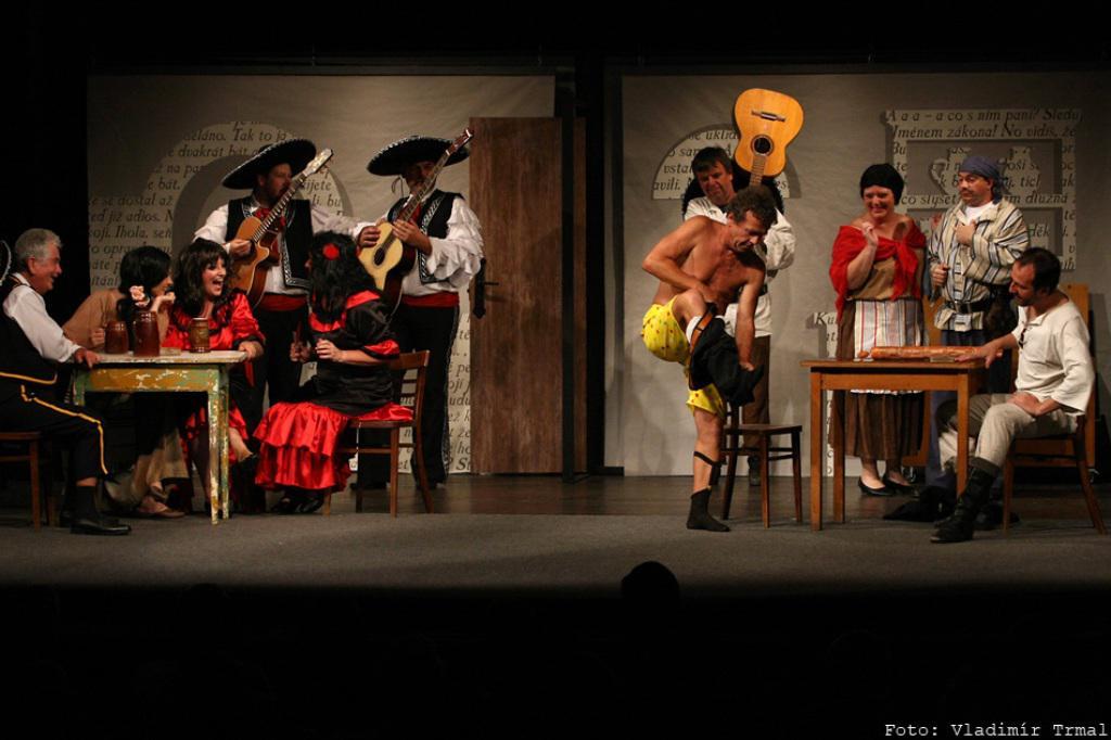 Hra Pancho se žení